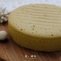 蒸椰糖海綿蛋糕 Steamed Sponge Cake with Gula Melaka
