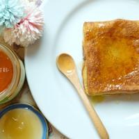 氣炸西多士 Airfried French Toast 【當光波爐遇上空氣炸鍋】
