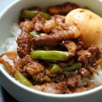 高溫台式滷肉飯 High-Temp Taiwanese Pork Stew Rice
