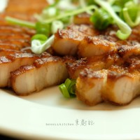 五香南乳炸肉 Deep Fried Pork Belly with Red Fermented Beancurd